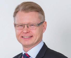 ?? FOTO: PRESSBILD ?? Mika Nykänen valdes till ny HRT-chef genom lottning. ■