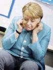 ?? Ansa ?? Cancelliera Angela Merkel