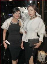 ??  ?? Yulie Setyohadi & Dara Setyohadi