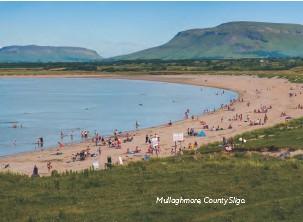 ??  ?? Mullaghmore, County Sligo.