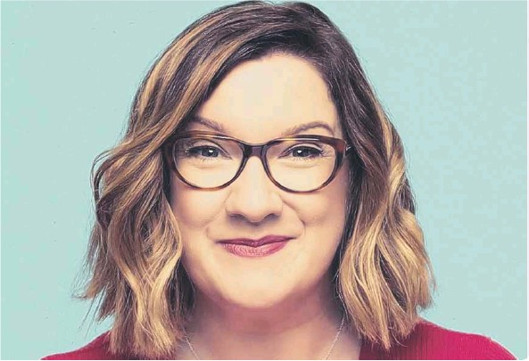 ??  ?? Sarah Millican hits the road later this year