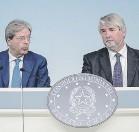 ??  ?? Paolo Gentiloni e Giuliano Poletti