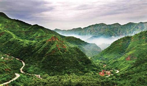 ??  ?? 京津冀三地携手构建山川秀美的生态环境