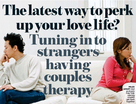 podcast about couples therapy