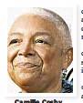 ??  ?? Camille Cosby Leonard Greene and Nancy Dillon