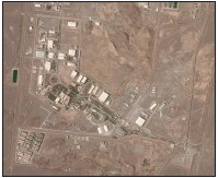 ?? (AP/Planet Labs Inc.) ?? This satellite photo shows Iran's Natanz nuclear facility on Wednesday.