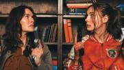 ?? (Red Cape Distribution) ?? LENA HEADEY and Karen Gillan star in 'Gunpowder Milkshake.'