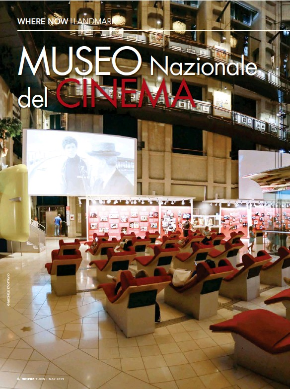 Museo Del Cinema.Pressreader Where Turin 2019 05 01 Museo Nazionale Del Cinema
