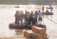 ??  ?? A través del llamado Fondo Mérida, se otorgan apoyos financieros para atender el problema de la migración en la frontera sur.