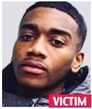??  ?? VICTIM Murdered: Abdul Xasan, 19