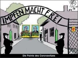 ??  ?? A recent antisemitic cartoon