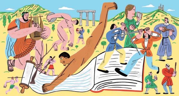 ??  ?? Illustrazione di Maria Gabriella Gasparri