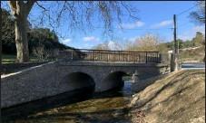 ??  ?? Pont du Châlet