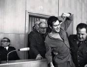 ??  ?? «Старая свинья» и «фашистская задница» – Андреас Баадер отказывался называть судей по-другому