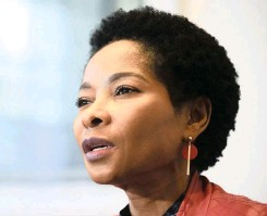 ??   PHANDO JIKELO African News Agency (ANA) Archives ?? UCT vice-chancellor Professor Mamokgethi Phakeng.