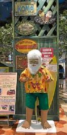 ??  ?? You can find Little Hawaii in Yokohama
