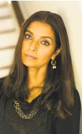 ?? Knopf ?? Jhumpa Lahiri wrote her new book in Italian.