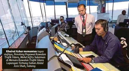 Pressreader Berita Harian 2019 07 18 Disiplin Diri Bekalan Pengawal Trafik Udara