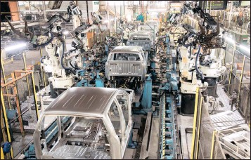 ?? PHOTO: SUPPLIED ?? Ford's manufacturing plant in Silverton, Pretoria, is set for further expansion following a multibillion-rand investment.