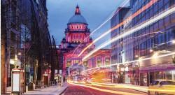 ??  ?? Belfast was one of the U.K.'S top-five cities for investors in 2020