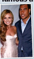 ??  ?? Ja Jason Bell split from Nadine Coyle in 2019 after 11 years