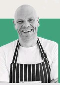 ??  ?? Tom Kerridge is a BBC presenter and chef-owner of The Hand and Flowers, The Coach and The Butcher's Tap in Marlow, Kerridge's Bar & Grill at The Corinthia Hotel, London, and The Bull & Bear in Manchester. Listen to the Good Food Podcast to hear Tom talk to host Orlando Murrin about recipes and cooking tips. It's released each Wednesday, with a bonus recipe cookalong on the following Saturday. Listen at bbcgoodfood.com/podcast or download at Acast, Spotify, itunes or other podcast streaming services. @Cheftomkerridge
