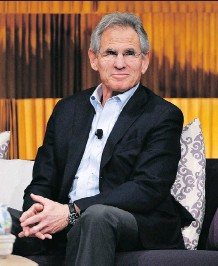 ?? D DIPASUPIL/ GETTY IMAGES ?? Jon Kabat-Zinn, the father of the modern mindfulness movement, sees good and bad in its popularity.