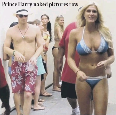 Prince Harry naked Vegas pictures and other royal scandals