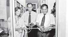 ??  ?? From left: NTB Deputy General Manager Retail and SME Banking Keshini Jayawardena, SLBFE Deputy General Manager Social Development and Media Spokesman Mangala Randeniya, SLBFE General Manager H. Batagoda