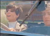 ??  ?? TWO FOR THE ROAD: Audrey Hepburn and Albert Finney.