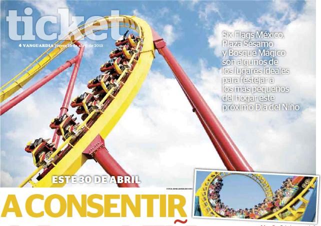 Pressreader Vanguardia 2013 04 18 A Consentir A Los Ninos