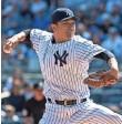 ?? GREGORY FISHER, USA TODAY SPORTS ?? Yankees ace Masahiro Tanaka got the win Sunday, pitching seven scoreless innings vs. the Blue Jays.