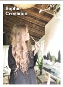 ??  ?? Sophie Creelman