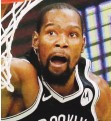 ??  ?? KEVIN DURANT