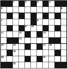 Combo Crossword No 3 914 Solution Next Issue Combo Clues Pressreader
