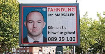 ?? FOTO: DPA ?? Nach dem ehemaligen Wirecard-Manager Jan Marsalek wird international gefahndet. Er gilt als Schlüsselfigur in dem Milliarden-Skandal.