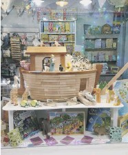 ??  ?? Salty Dog Emporium is a 'very traditional' toy shop