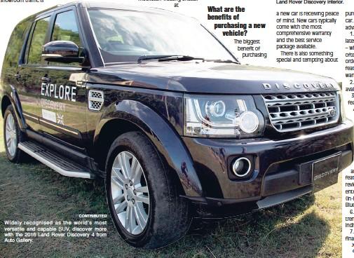 Pressreader Jamaica Gleaner 2016 11 28 Jaguar Land Rover