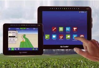 ?? (CORTESÍA DE AGLEADER-AAMS) ?? El uso de herramientas digitales interconectadas a bordo de la maquinaria ya es habitual y permite una mejor gestión de la empresa agraria.
