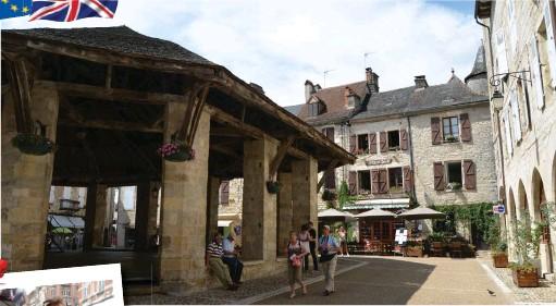 ??  ?? TOP Quaint French villages