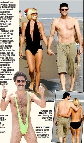 f53f1f7aab PressReader - The Mail on Sunday  2008-07-06 - Scary Carrey does a ...