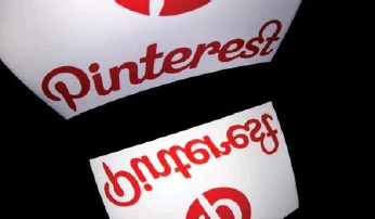?? LIONEL BONAVENTUR­E/AFP/GETTY IMAGES FILE PHOTO ?? Pinterest wouldn't say how much it intends to spend on its campaign in the U.S. or whether it will include TV ads.