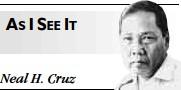 ?? Neal H. Cruz ??