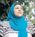 "??  ?? TIJUANA-BORN Magdalena Al Omari says that over time people ""were seeing me as Arab."""