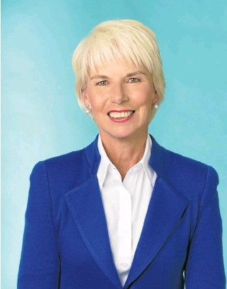 ?? /Supplied ?? Secrets of success: Gail Kelly decided to write a book on her career in the banking industry, including her role as CEO of Westpac in Sydney, to help other people identify and overcome challenges in the workplace.
