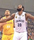 ?? JOSHUA BATEMAN FOR USA TODAY SPORTS ?? Greg Oden averaged 13 points for the Jiangsu team.