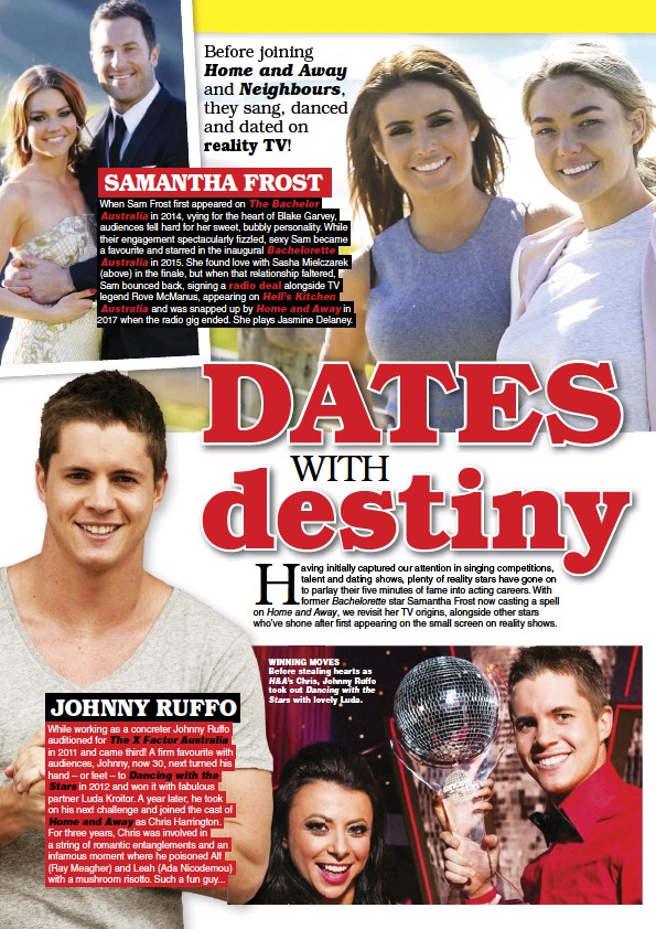 home and away stars dating