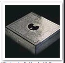 """??  ?? The handcrafted box for Wu-Tang Clan's ''Once Upon a Time in Shaolin"""" album."""