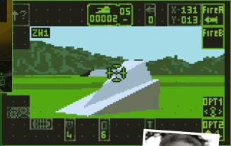 ??  ?? » [Atari Lynx] It's utterly bizarre that such a fully-featured, good looking game as Battlezone 2000 was actively hidden from the public.