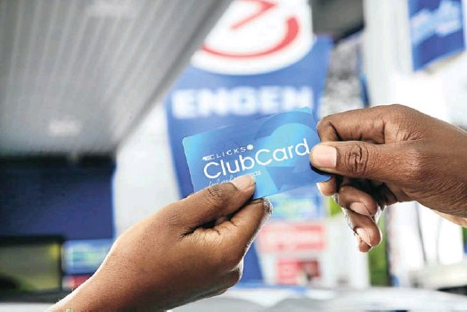 ?? Picture: Supplied ?? Clicks has seen a significant move online since lockdowns began.